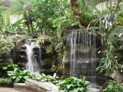 Nashville waterfall 1