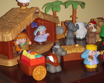 Nativity -fisherprice