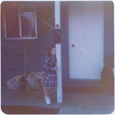 Tami at Chucks house wb