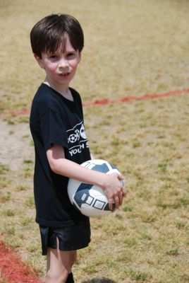 Cole soccer