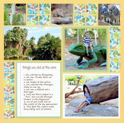 Arizona Zoo-list WB2