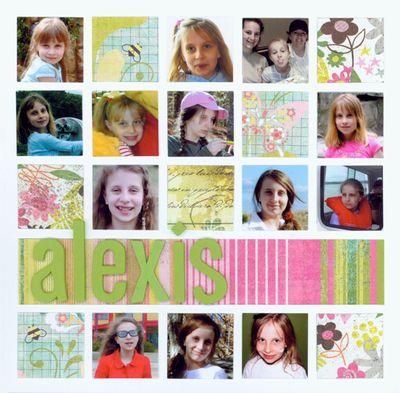 Alexis 6x6 wb