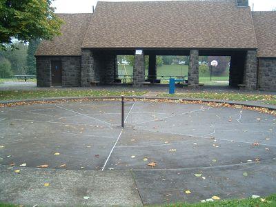 Overlook Park wading pool