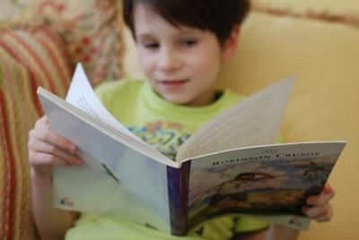 Cole reading