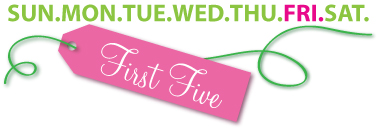 FirstFive-Friday