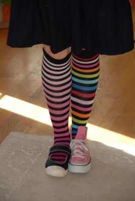 Spirit Week socks