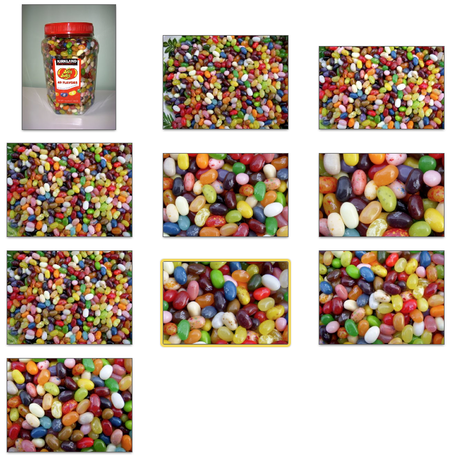 Jellybean shots