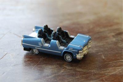 Rockin Roller Coaster Car