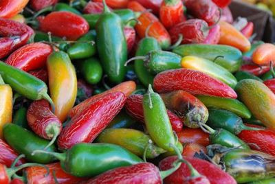 Market peppers - tami potter
