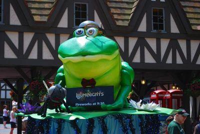 Frog - tami potter