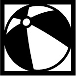 CSBeachball(black)