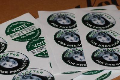 Lu Stickers - Tami Potter