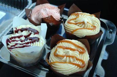 Cupcakes- Tami Potter