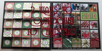 2 Ways to Countdown to Christmas-2c