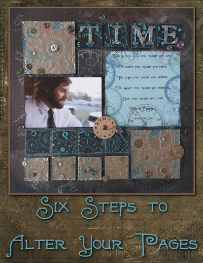 Six Steps to Alter Pages