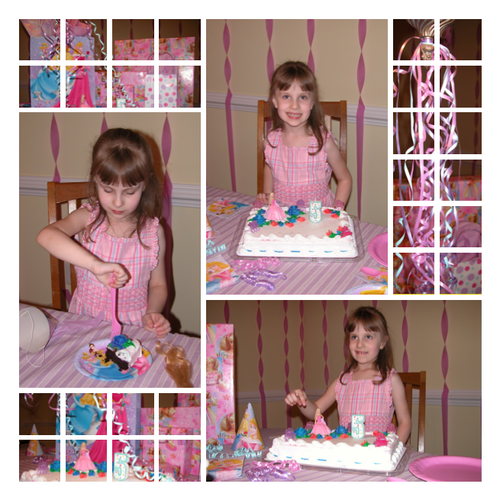Happy Fifth Birthday